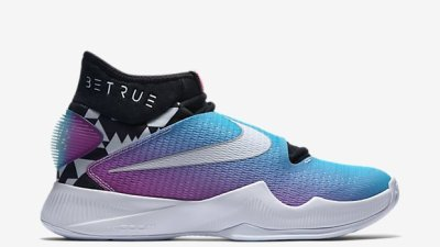 best website c47ec aa345 The Nike Hyperrev 2016 Be True Edition for Pride Month