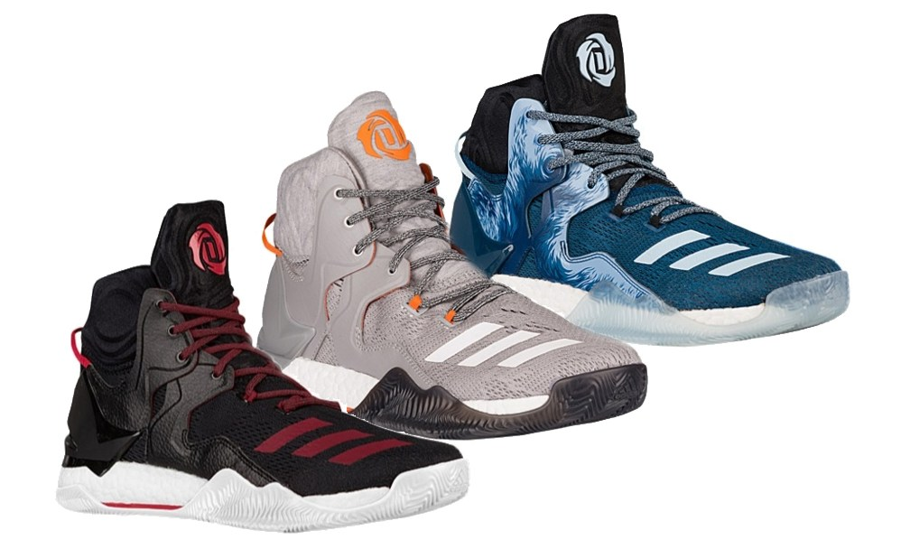 hot sale online 25c56 0090a Get a Small Preview of adidas D Rose 7 Colorways - WearTeste
