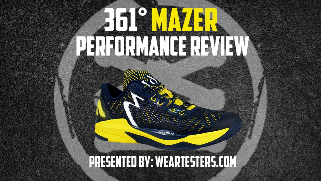 0c3b6ce4e08 361° Mazer Performance Review - Page 2 of 2 - WearTesters