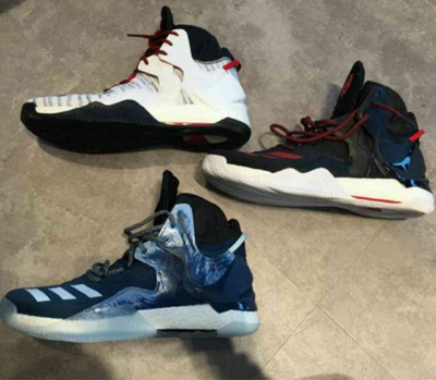 More Colorways of the adidas D Rose 7 Leak Online - WearTesters 9112879401