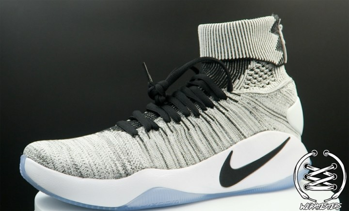 newest b5813 949ac Nike Hyperdunk 2016 Flyknit   Detailed Look and Review 2