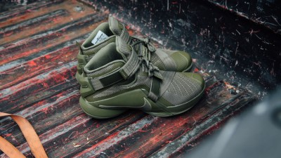 08ec03b6f57 You Can Cop the Nike Zoom LeBron Soldier 9 Premium Now for Below Retail