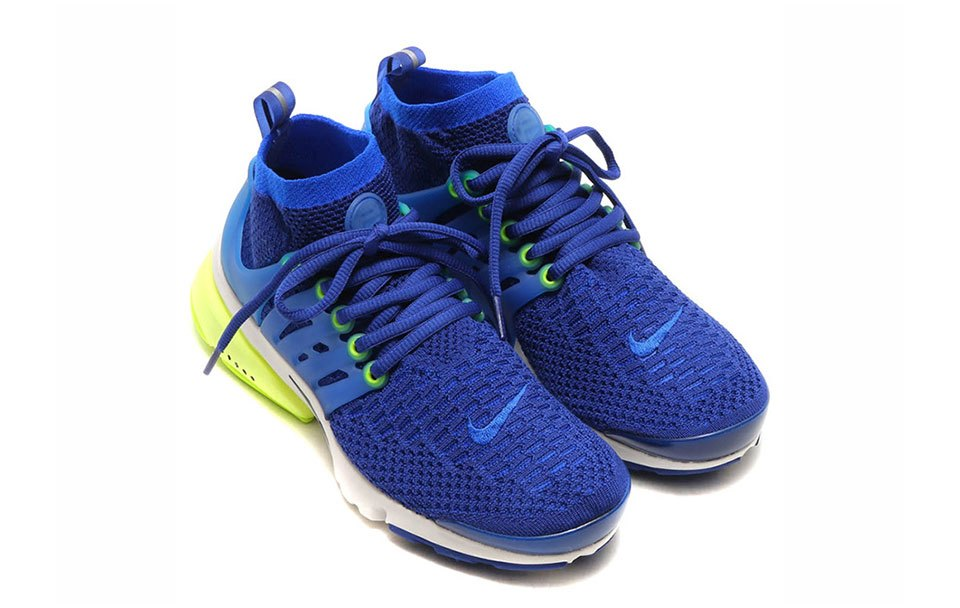 timeless design 2817f 5b4a6 Obey Your Thirst with this  Sprite  Inspired Nike Air Presto Flyknit ...