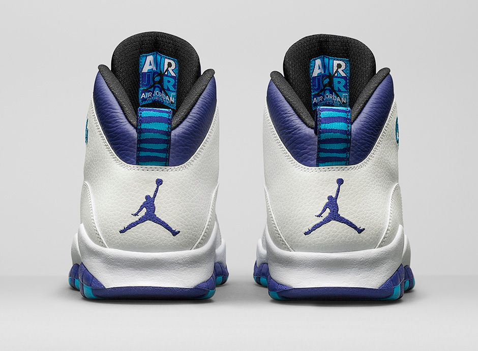 593631e6be1 The Air Jordan 10 Retro 'Charlotte' Gets a Release Date - WearTesters