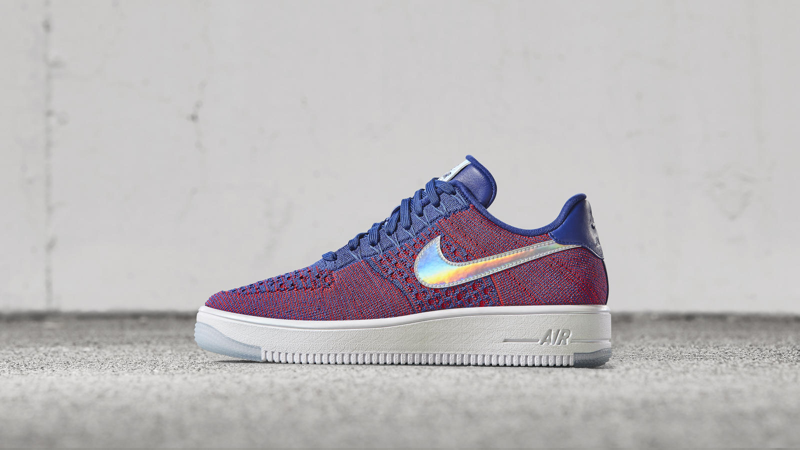 new style 11683 8132c The Nike Air Force 1 Ultra Flyknit Low Gets a  USA  Colorway-1