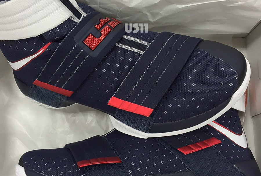 5a2ca53ae0c The Nike Zoom Soldier 10 Gets Patriotic - WearTesters