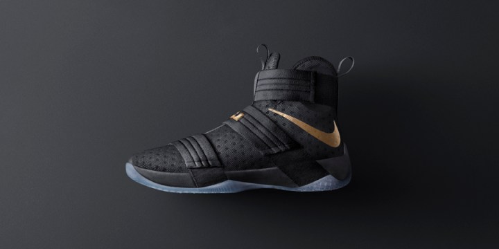 reputable site e843b 49810 The Nike Zoom Soldier 10 LeBron James Wore While Winning the 2016 NBA  Championship Scheduled to