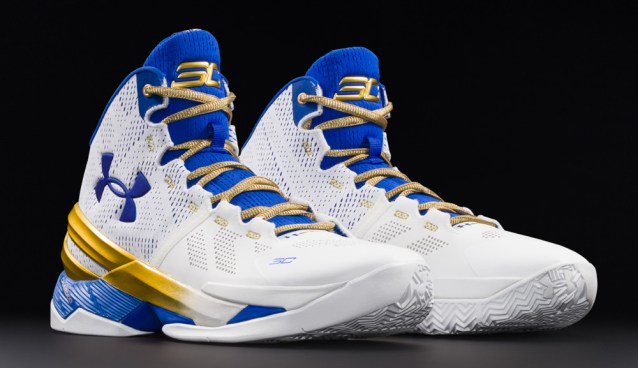 The Under Armour Curry 2 'Gold Rings' Gets a Release Date 1