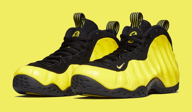 91393b4d538 The Nike Foamposite One  Optic Yellow  Is Available Now - WearTesters