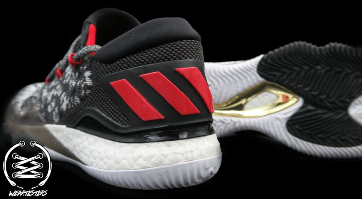 the latest b2f8f 4d3c4 adidas CrazyLight Boost 2016 Performance Review Support