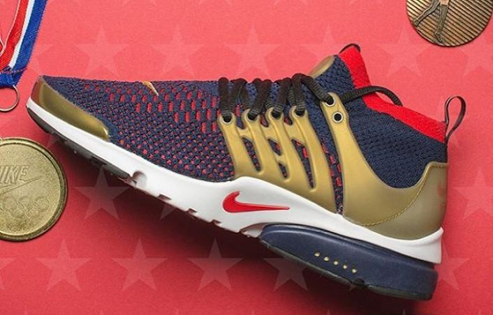 on sale 69731 f1f08 The Nike Air Presto Flyknit  USA  is Available Now - WearTesters