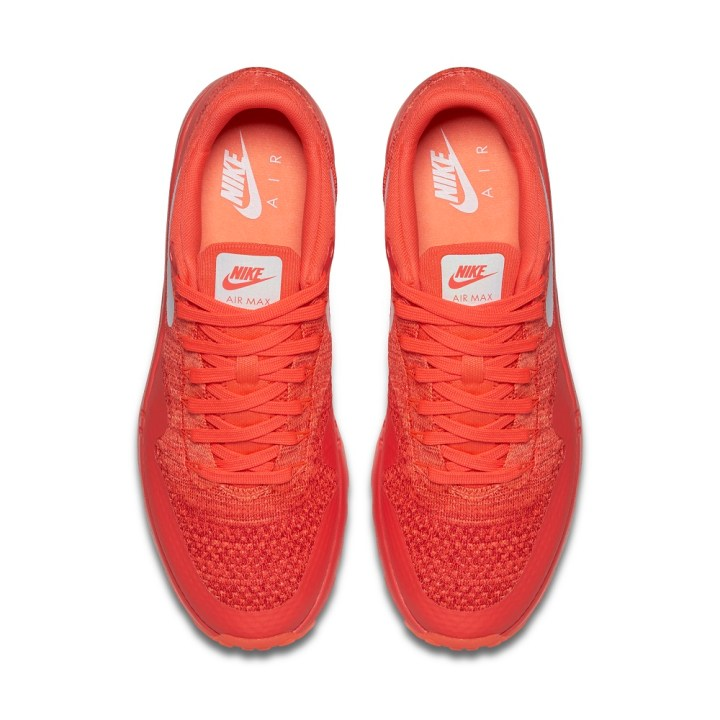 10745162d335 The Nike Air Max 1 Ultra Flyknit is Ready for the Show - WearTesters
