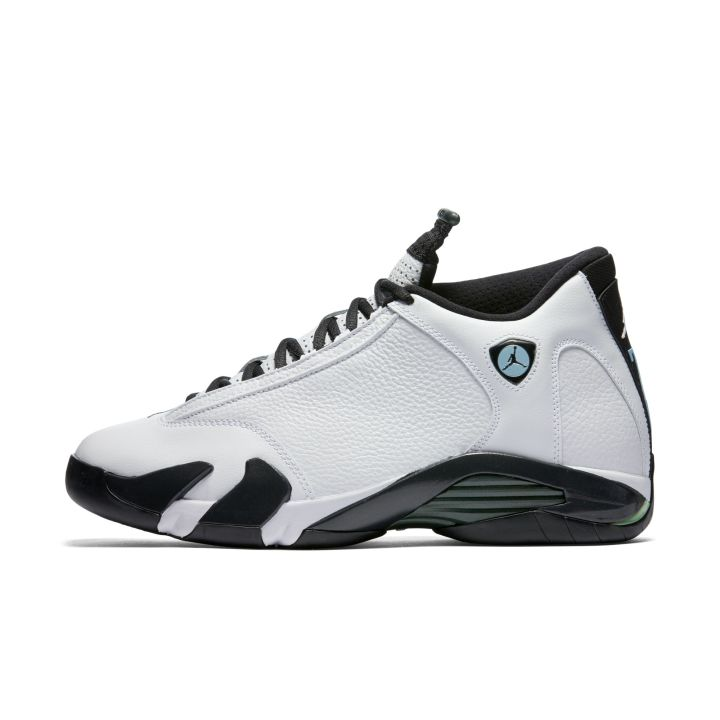 aa000cd8a3d2 Official Look at the Air Jordan 14 Retro  Oxidized Green  - WearTesters