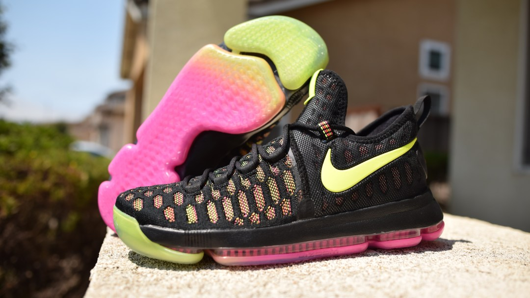 cf74a4ecdabb84 Nike KD 9  Unlimited  - Detailed Look and Review - WearTesters