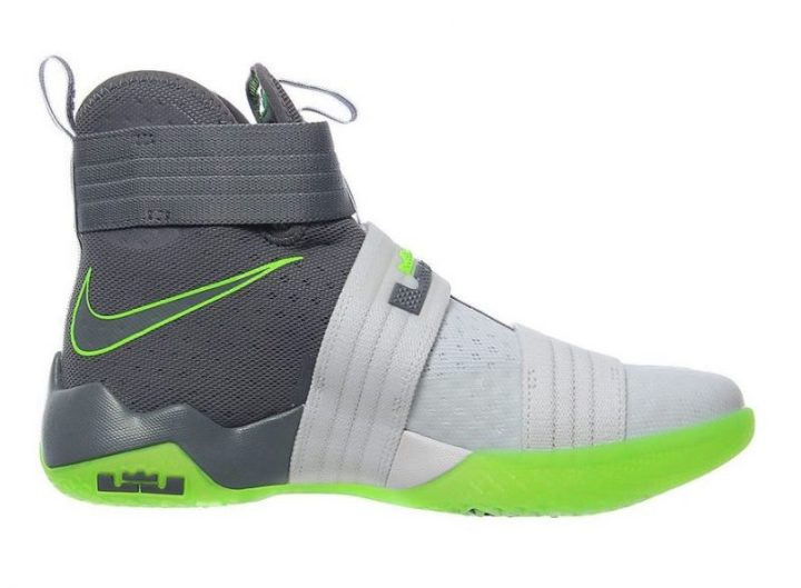 Get Up Close and Personal with the Nike LeBron Soldier X (10) 'Dunkman' 5