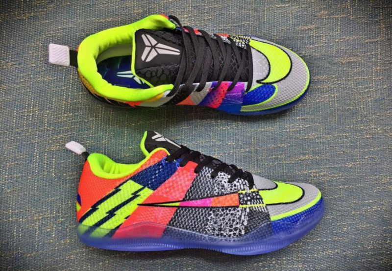 5b4b9517f3ae Get Your First Look at the Nike Kobe 11  Mambacurial  - WearTesters
