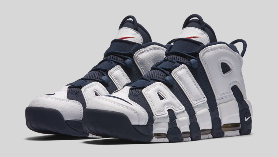 finest selection d023a df907 Nike Air More Uptempo USA - FULL
