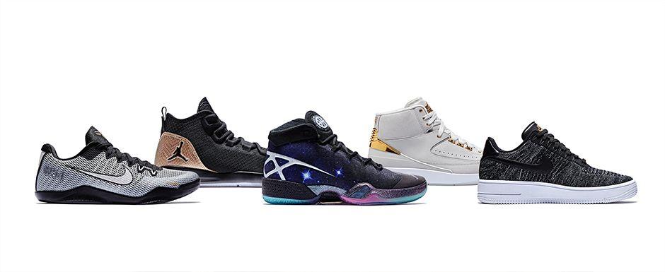 promo code d10d8 35953 Nike X Quai 54 Collection