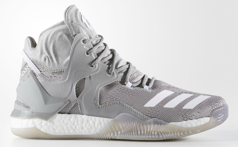 best sneakers 4bac8 eeea8 The adidas D Rose 7 Will Come in Cool Grey - WearTesters