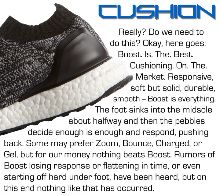 c9c262010f83d UltraBoost Uncaged - Traction UltraBoost Uncaged - Cushion ...