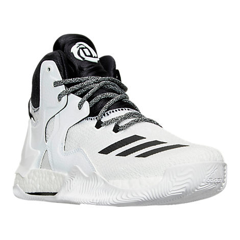 premium selection 46eb9 849dc The adidas D Rose 7 WhiteBlack is Available Now - WearTester