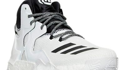 sale retailer 943cb 0e5e9 The adidas D Rose 7  White Black  is Available Now