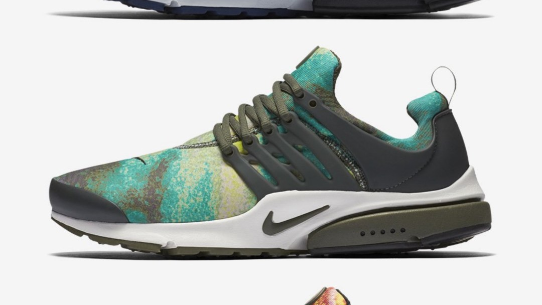 classic fit eb526 86df9 Pick Fire, Grass, or Water with This Nike Air Presto GPX Pack ...