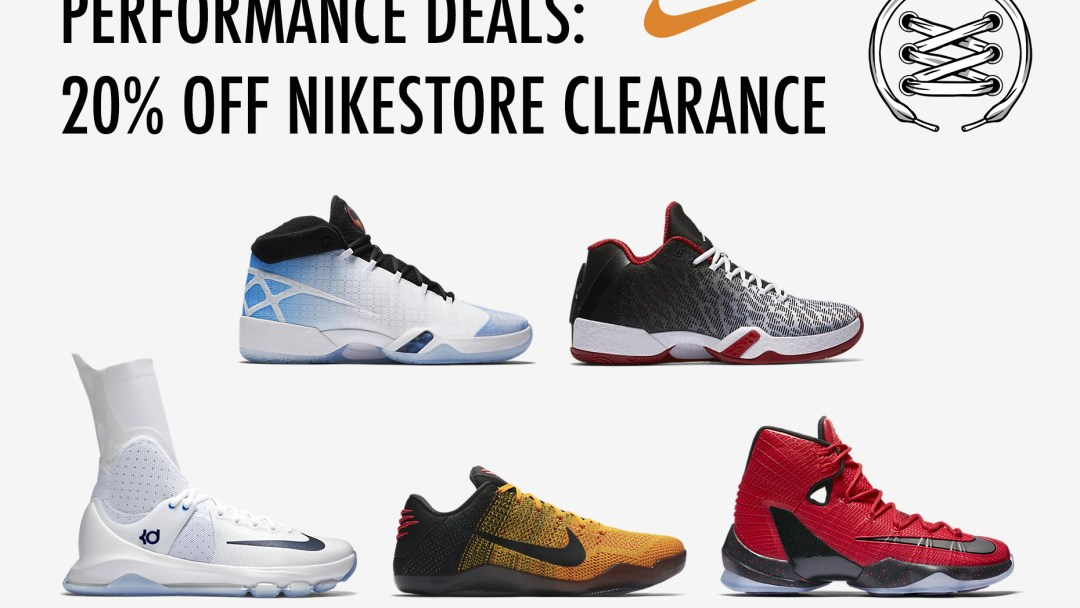 4ad1a9702 Performance Deals: the Newest Nike & Jordan Basketball Shoes for 20 ...