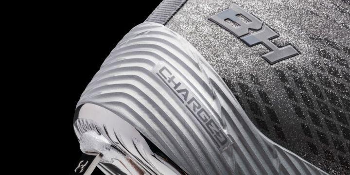 under armour harper one platinum 4