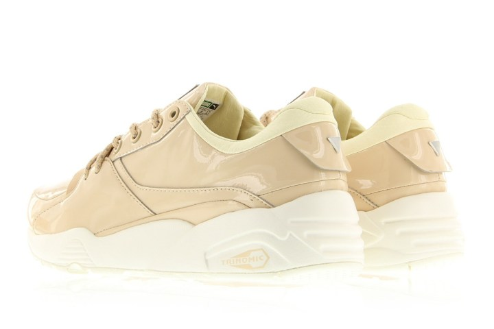 b3ab7831036 The Women s Puma R698  Patent Nude  Pack Flaunts Vachetta - WearTesters