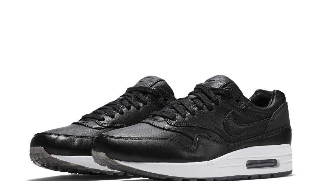quality design 2a29b 369c7 Air Max 1 Pinnacle - Black - Full