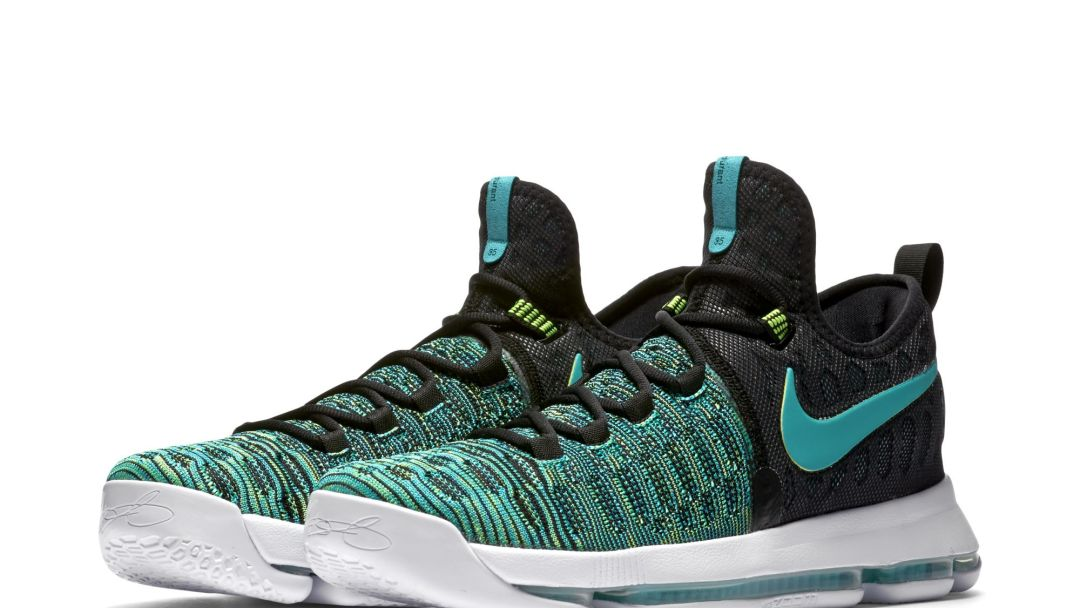 502d66f4c345 The Nike KD9