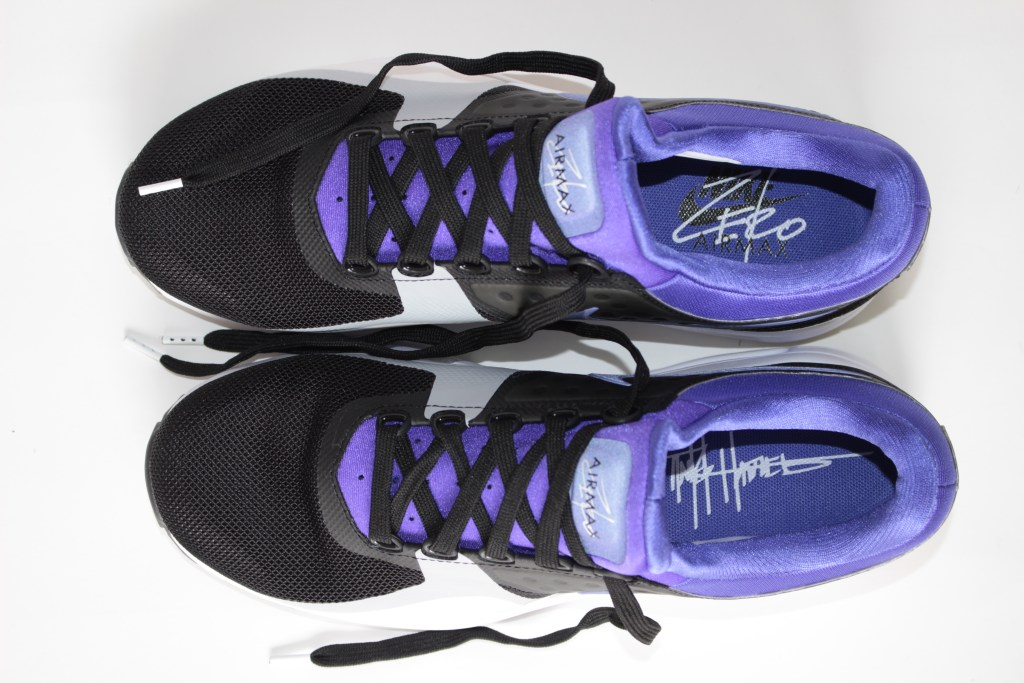 c7d6fb29fc Nike Air Max Zero QS Persion Violet - Top Side - WearTesters