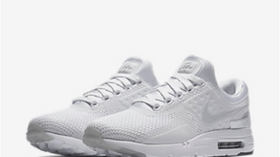 4c87e310b73 Two Colorways of the Nike Air Max Zero are Available Today