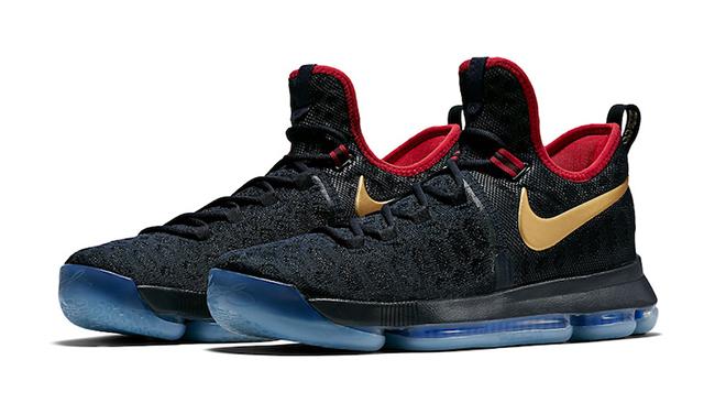 Nike KD 9 Gold Medal 1