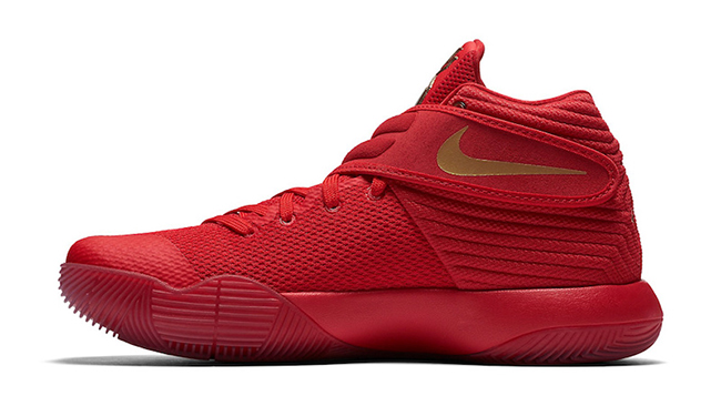 Nike Kyrie 2 Gold Medal 3