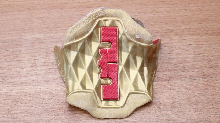 Nike Lebron Ambassador 8 - Deconstruct - Shankplate1