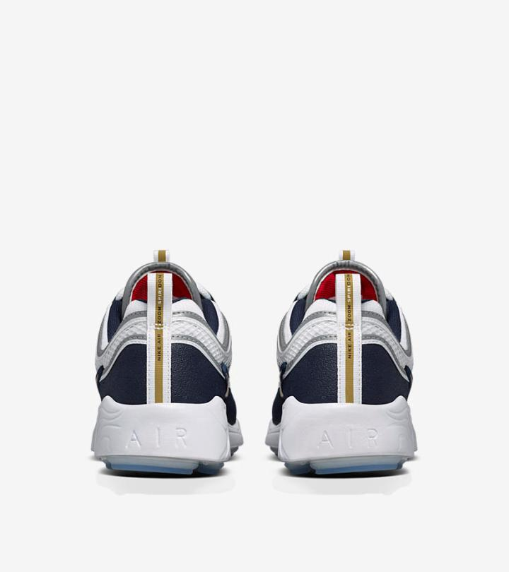 Nike Spiridon USA - Heel