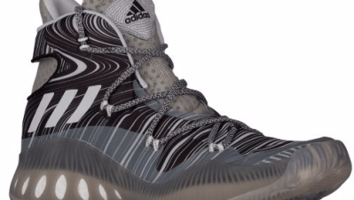 Adidas Crazy Explosive Solid Grey-White