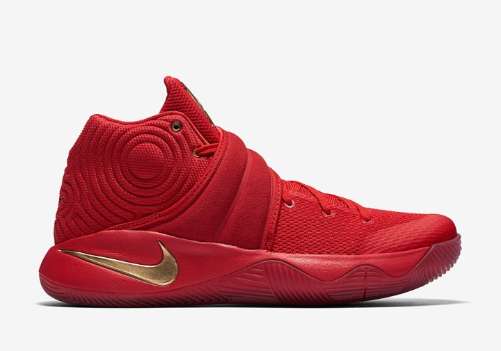outlet store 8de9f b8bf4 The Nike Kyrie 2 has a  Gold Medal  Colorway Before Kyrie Has an Actual ...