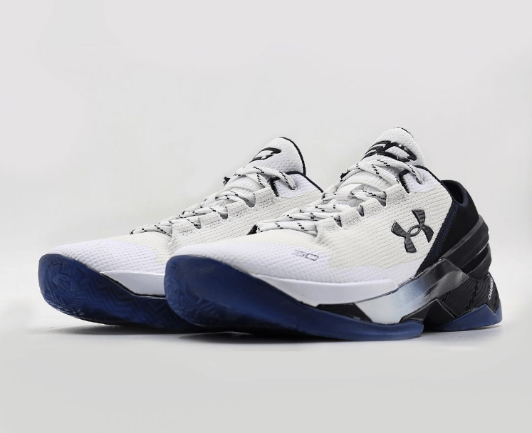 The Under Armour Curry 2 Low Releasing in White  Black - WearTesters 653caa8a236b
