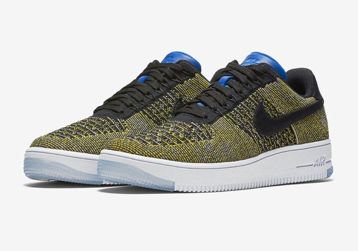 Warrior Fans Will Love this Colorway of the Nike Air Force 1 Flyknit-2