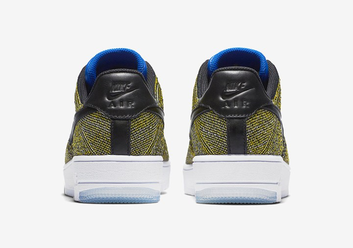 Warrior Fans Will Love this Colorway of the Nike Air Force 1 Flyknit-5