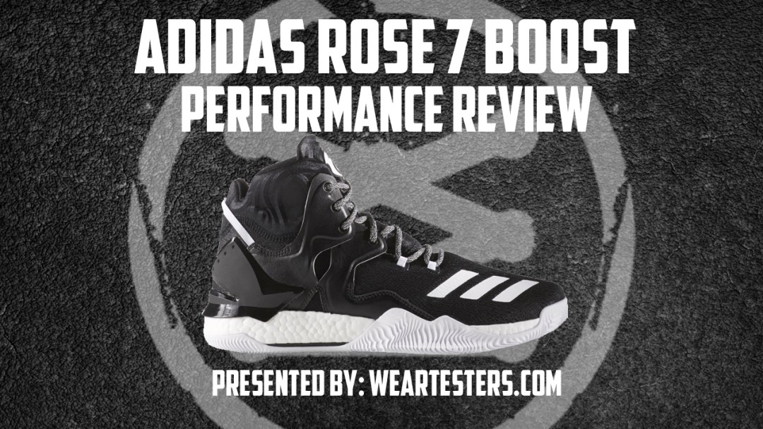 huge selection of b20ce b68dd adidas D Rose 7 Performance Review  NYJumpman23 - WearTester