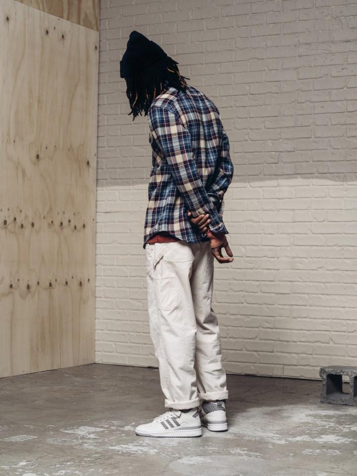 7400c4d94aebe3 The adidas Originals Forum Hi OG Returns in Premium Fashion ...