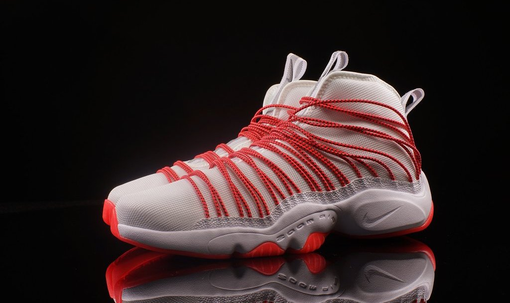 The Nike Air Zoom Cabos Lands at Oneness in Infrared - WearTesters 5dd23e85c