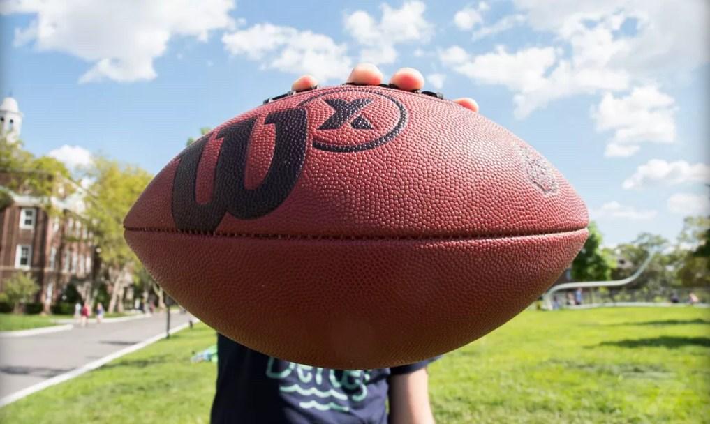 wilson x connected football
