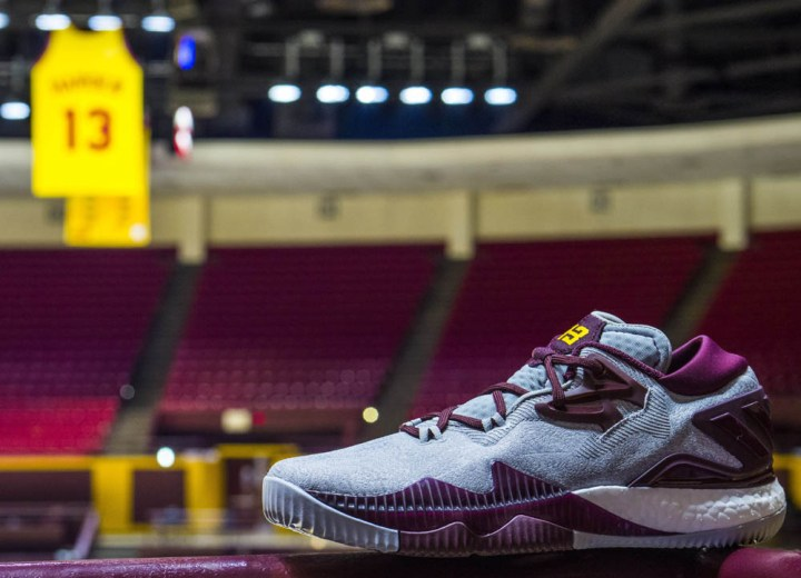 Get Up Close and Personal with the adidas CrazyLight Boost 2016 ASU Edition 7