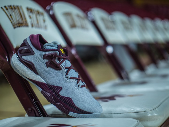 Get Up Close and Personal with the adidas CrazyLight Boost 2016 ASU Edition 9