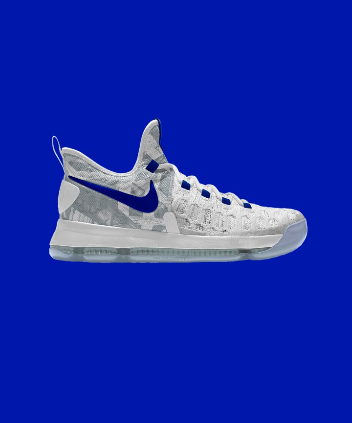 New Multi-Color Options for the KD 9 is Available on NikeiD-5